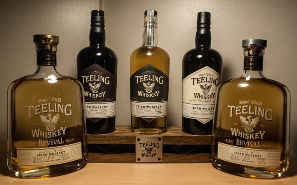 Teeling Trinity with Revival Vol. I & II