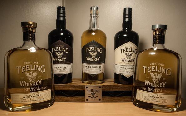 Teeling Trinity with Revival Vol. I & II