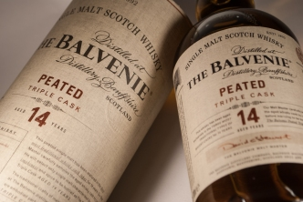 Balvenie Peated Aged 14 Years (10 of 10)