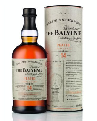The Belvenie, Peated, Triple Cask, Aged 14 years