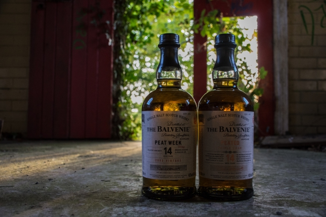 The Balvenie Peat Week 14y.o. (2002 Vintage) + Peated Triple Cask 14y.o.