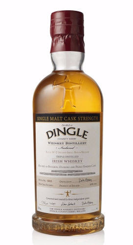 Dingle Single Malt Cask Strength
