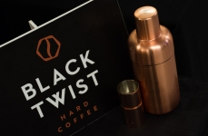 Black Twist - Hard Coffee