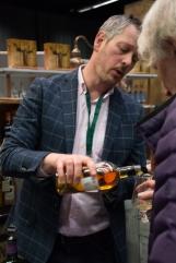 John Cashman - Beam Suntory - Global Brand Ambassador Irish whiskey