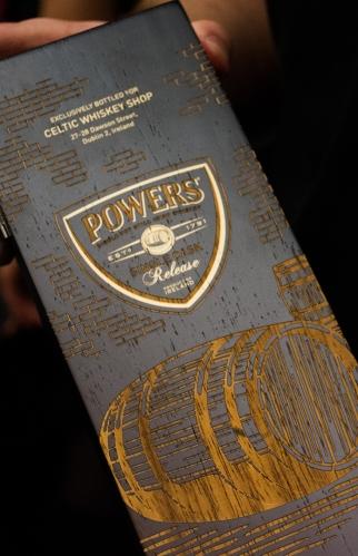 Celtic Whiskey Shop - Powers Single Cask