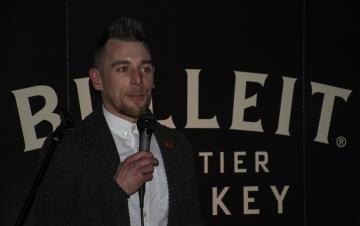 Ronan Massey - Bulleit Frontier Whiskey Ambassador Ireland