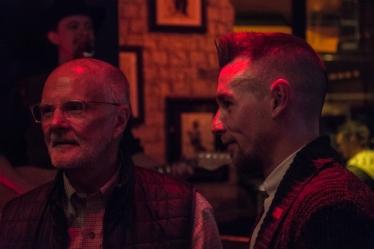 The Big Boss & The Irish Boss (Tom Bulleit & Ronan Massey)