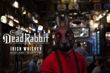 The Dead Rabbit Whiskey Launch Belfast