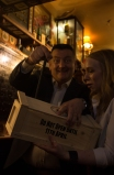 The Dead Rabbit Irish Whiskey Launch - Belfast - Duke of York
